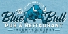 T Shirts • Travel Souvenir • Blue Bull Pub by Greg Dampier All Rights Reserved.