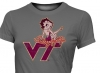 T Shirts • Travel Souvenir • Vt Betty Boop by Greg Dampier All Rights Reserved.