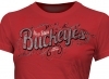T Shirts • Sporting Events • Osu Buckeyes Script by Greg Dampier All Rights Reserved.