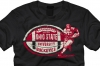 T Shirts • Travel Souvenir • Osu Retro Football by Greg Dampier All Rights Reserved.