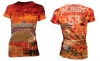 T Shirts • Sporting Events • Gotor Stadium Orange by Greg Dampier All Rights Reserved.