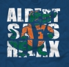 T Shirts • Sporting Events • Albert Relax by Greg Dampier All Rights Reserved.
