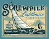 T Shirts • Travel Souvenir • Screwpile Lighthouse Challenge by Greg Dampier All Rights Reserved.