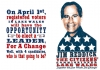 Branding • Jim Reddick Political Poster by Greg Dampier All Rights Reserved.