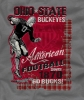 T Shirts • Sporting Events • Osu Leatherhead Guys by Greg Dampier All Rights Reserved.