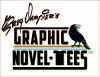 Logos • Graphic Novel Tees Logo by Greg Dampier All Rights Reserved.