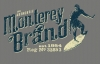 T Shirts • Travel Souvenir • Monterey Brand by Greg Dampier All Rights Reserved.