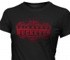 T Shirts • Sporting Events • Osu Red Foil by Greg Dampier All Rights Reserved.