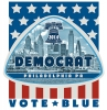 T Shirts • Travel Souvenir • Democrat 2016 Philadelphia by Greg Dampier All Rights Reserved.