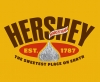 T Shirts • Business Promotion • Hershey Pa Foil Kiss Tee by Greg Dampier All Rights Reserved.