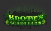 T Shirts • Travel Souvenir • Knotts Scary Farm Glow In The Dark Tee Design by Greg Dampier All Rights Reserved.