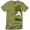 T Shirts • Travel Souvenir • Lgdeer Green by Greg Dampier All Rights Reserved.
