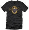 T Shirts • Sporting Events • Lsu Tiger Tee Vintage by Greg Dampier All Rights Reserved.