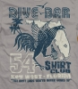 T Shirts • Business Promotion • Dive Bar Shirt Club Promo Tee by Greg Dampier All Rights Reserved.