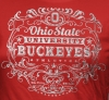 T Shirts • Travel Souvenir • Osu Whiskey Label by Greg Dampier All Rights Reserved.