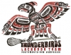 T Shirts • Sports Related • Thunderbirds Lacrosse by Greg Dampier All Rights Reserved.