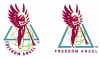 Logos • Freedom Angel Logos by Greg Dampier All Rights Reserved.