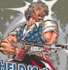 T Shirts • Travel Souvenir • Help Is On The Way Uncle Sam by Greg Dampier All Rights Reserved.