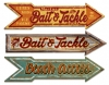 Illustration • Full Color • Vintage Arrow Signs by Greg Dampier All Rights Reserved.