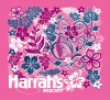 T Shirts • Business Promotion • Ladies Floral Foil Design by Greg Dampier All Rights Reserved.