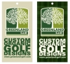 T Shirts • Business Promotion • Greenland Golf Hang Tags by Greg Dampier All Rights Reserved.