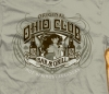 T Shirts • Business Promotion • Ohi Club Bar And Grill Girl by Greg Dampier All Rights Reserved.