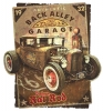 T Shirts • Vehicle Related • Baratrod Vintage Art by Greg Dampier All Rights Reserved.