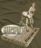 T Shirts • Business Promotion • Stepcon Promo Tee Marilyn Monroe by Greg Dampier All Rights Reserved.