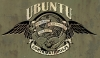 T Shirts • Business Promotion • Ubuntu Vintage Logo 2 by Greg Dampier All Rights Reserved.
