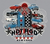 T Shirts • Vehicle Events • Riley Hot Rod Show by Greg Dampier All Rights Reserved.