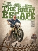 Comics • Color • Titus Welliver Great Escape Poster by Greg Dampier All Rights Reserved.