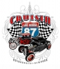 T Shirts • Vehicle Events • Hotrod B by Greg Dampier All Rights Reserved.