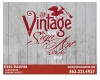 Branding • Vintage Sign Art Studio Sign by Greg Dampier All Rights Reserved.