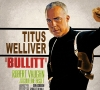 Comics • Color • Titus Welliver As Bullet Close by Greg Dampier All Rights Reserved.
