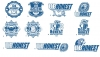 Logos • Ub Honest Logos A Thru L by Greg Dampier All Rights Reserved.