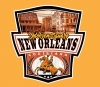 T Shirts • Travel Souvenir • New Orleans Jackson Square Tee by Greg Dampier All Rights Reserved.