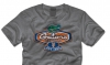 T Shirts • Sporting Events • Gator Shield Rustica 2 by Greg Dampier All Rights Reserved.